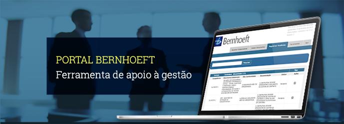 Portal Bernhoeft: ferramenta de apoio à gestão de terceiros