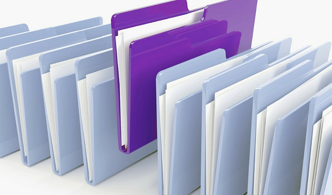Como a utilização de arquivos digitais pode otimizar a operação?