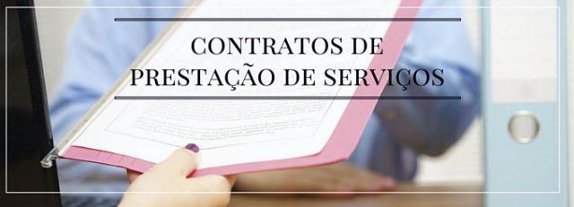 Qual a importância de se formalizar contratos de prestação de serviços