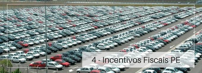 PRODEAUTO Programa de Desenvolvimento do Setor Automotivo do Estado de Pernambuco