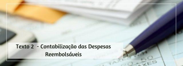 Contabilização das Despesas Reembolsáveis no blog da Bernhoeft