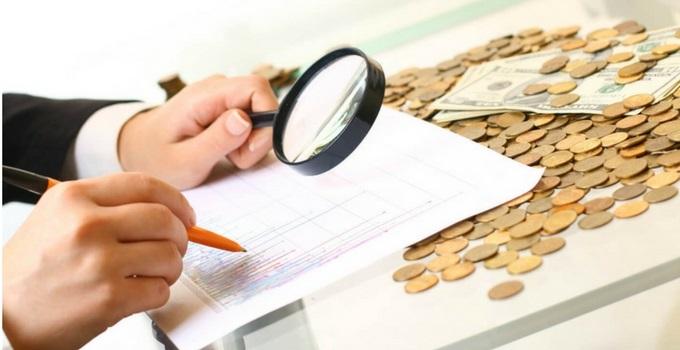 Contabilização das Despesas no blog