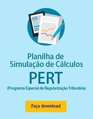 Planilha de Simulação dos Cálculos do PERT